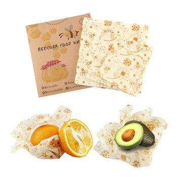 beesswax cotton food wrap