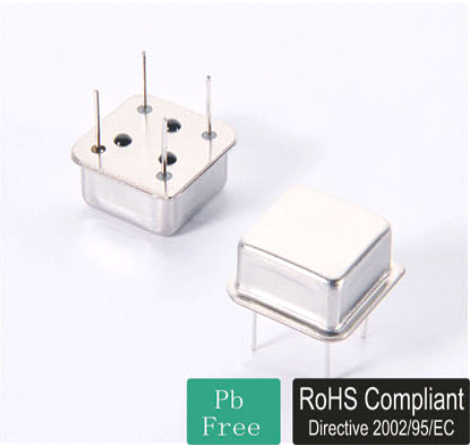 5pcs 100% New And Orginal Zhong Zhen Square 4M 4MHZ 4.000MHZ Inline Active Half Size DIP-4 DIP-8 XGHC