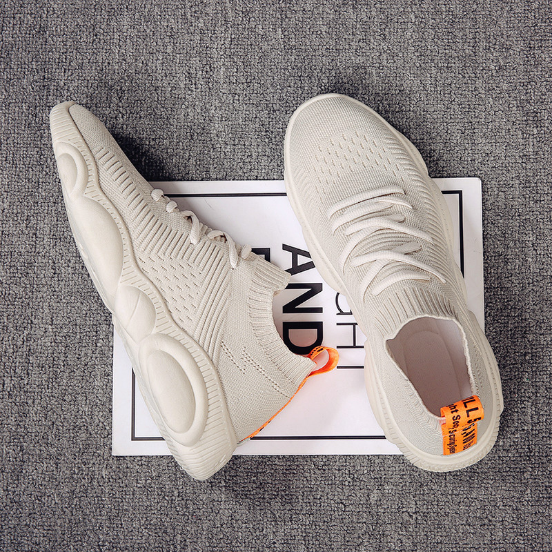 2019 Autumn Men Shoes Lightweight Breathable Men Casual Shoes High Quality Men Sneakers
