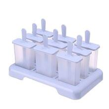 9 полости силиконовые формы для крема безопасная еды летняя