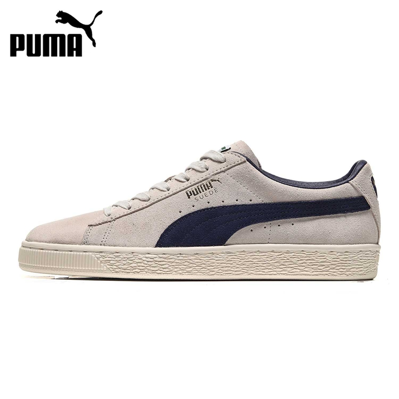 garrapata Decir a un lado Transitorio  Original New Arrival PUMA Suede Classic Archive Unisex Skateboarding Shoes  Sneakers|Skateboarding| - AliExpress