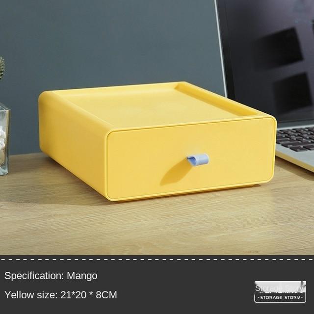 Business Office Furniture Storage Organizer Desktop Storage Box