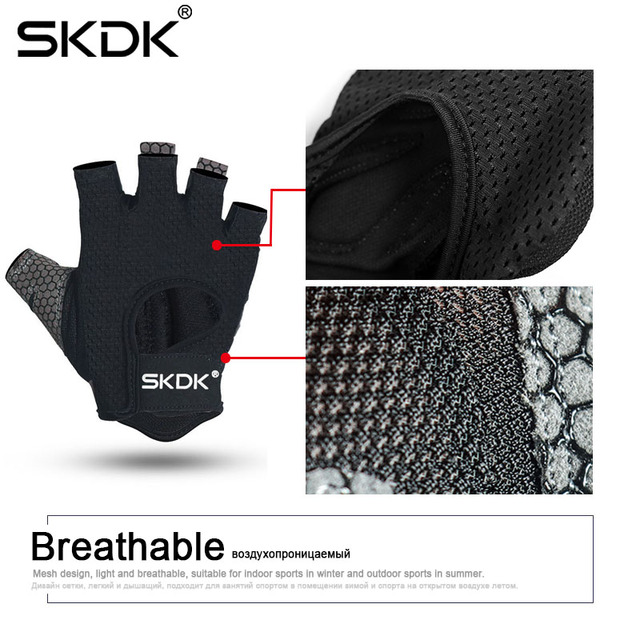 Fitness Weight Lifting Gloves  5