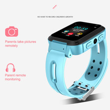 2019 Smart Baby Watch LBS Tracker Camera SOS Call back SIM Position Location Children kids Smart Watch baby for IOS & Android(China)