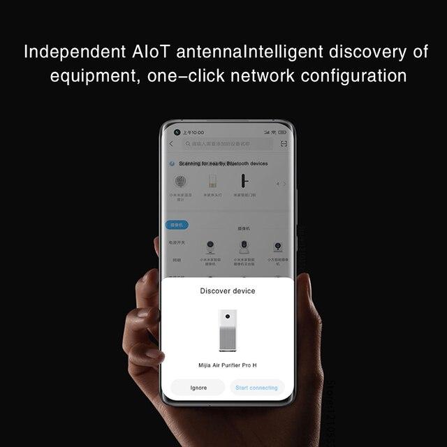 New 2021 Xiaomi AX6000 AIoT Router 6000Mbs WiFi6 VPN 512MB Qualcomm CPU Mesh Repeater External Signal Network Amplifier Mi Home 6
