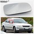 Vitre de rétroviseur arrière de voiture | Pour VW Passat B5 1997 1998 1999 2000 2001 2002 2003  rétroviseur arrière de voiture à chauffage latéral droit