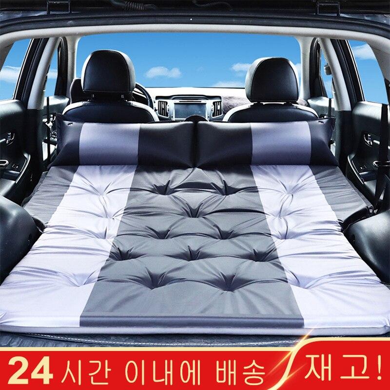 Надувная автомобильная кровать, надувной матрас для внедорожников и внедорожников