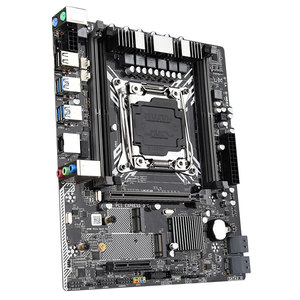 Image 2 - Kllisre X99 האם סט עם Xeon E5 2678 V3 LGA2011 3 מעבד 2pcs X 8GB = 16GB 2666MHz DDR4 זיכרון