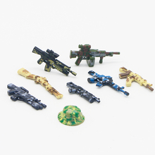 LEGO Grenade Flashbang Lot Pack Weapons SWAT Military Army Assault Rifle X20