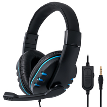 Gaming Headphones Professional Game Headset USB 3.5mm Wired Computer Over Virtual Surround Bass Ear with Mic for Phone PC Gamer sades r8 virtual 7 1 sound channel wired pc gaming headset fashion over ear headphones with microphone breathing light for gamer