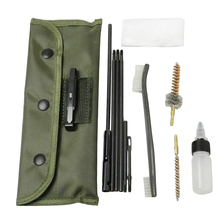 Принадлежности для охоты AR M16, набор для чистки стержней, нейлоновая щетка, инструменты для чистки стержней