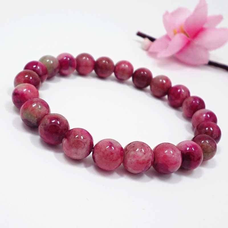 Wholesale Bracelets for Women Natural Crystal Stone Bracelets Women Crown Pendant Natural Crystal Bracelet Gifts for Women in Chain Link Bracelets from Jewelry Accessories