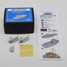 2 pçs/set Navio Resina Modelo Kit de Montagem para 1/700 Rússia AGOY Rebocador Rebocador Modelo Brinquedo