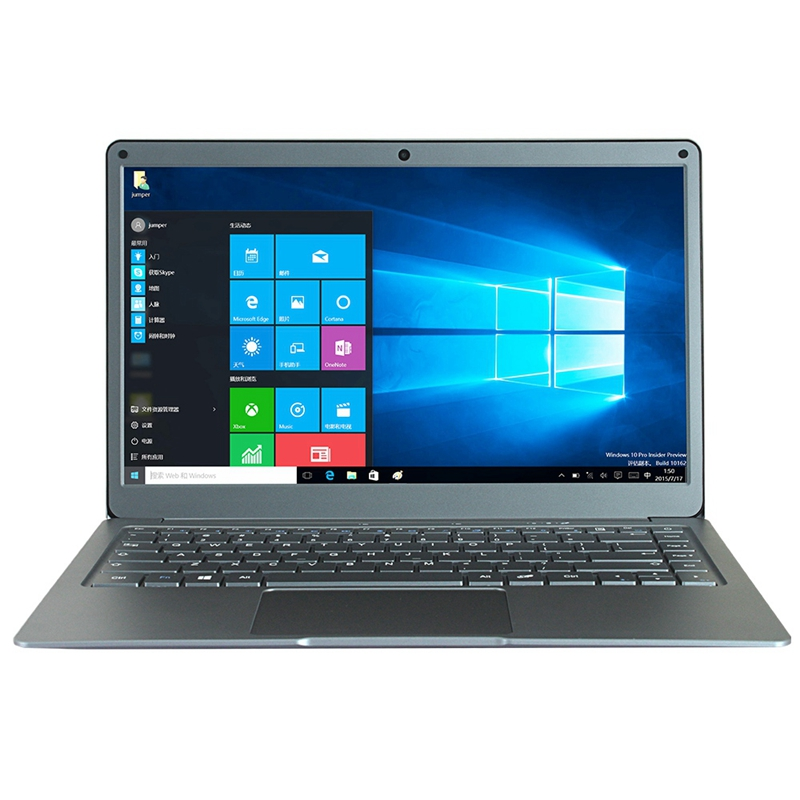 Jumper Ezbook X3 13.3 Inch Ips Screen Laptop I N T E L N3350 6Gb 64Gb Emmc 2.4G/5G Wifi Notebook With M.2 Sata Ssd Slot