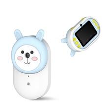 K8-2 Kids Toy Cameras Children Digital Wifi Camera 2.4 LCD Screen Shockproof Travel Cute Mini Cartoon