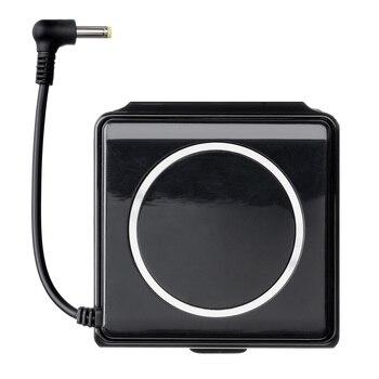 цена на OSTENT Black 2400mAh External Battery Charger Power Storage Pack for Sony PSP 2000 3000