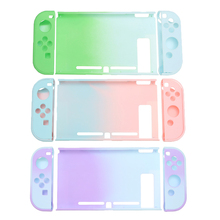 Shell Console-Accessories Nintendo Housing-Protective-Case for Joy-Con Gradient Full-Cover