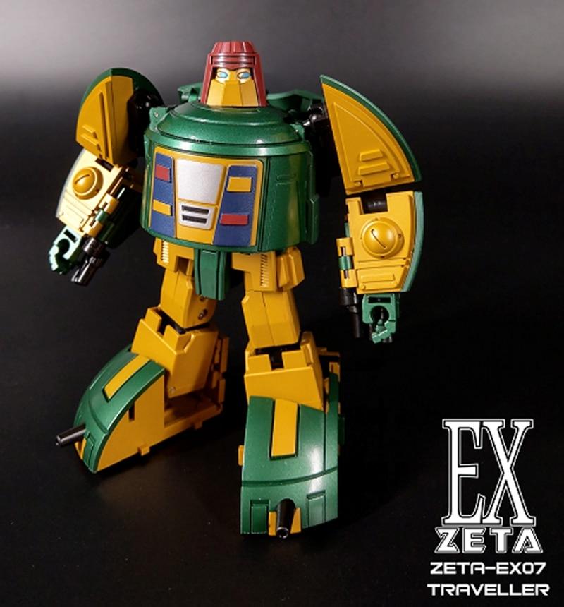 New Zeta toys Transformers ZETA-EX07 Traveller MP Cosmos Figure In Stock