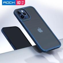 جراب هاتف خلوي من السيليكون الهجين ، جراب شفاف مقاوم للصدمات لهاتف iPhone 12 Pro Max