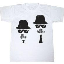 Camiseta Blues Brothers camisa con cartel película revisado Vintage