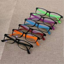 Óculos de computador anti-uv uv400 óculos de espelho plano 1pc óculos de luz azul anti raios azuis óculos de bloqueio de radiação