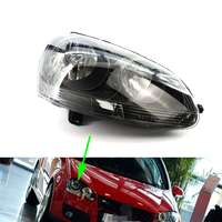Headlight Assembly For Volkswagen VW Golf 5 Jetta GTI MK5 2005~2009 Car Light Assembly Auto Headlamp Front Diamond