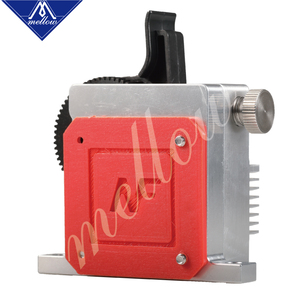 Image 4 - Mellow 3D printer parts upgrade All metal titan Extruder for V6 J head bowden hotend Anet a8 Cr 10 Prusa i3 mk3 MK8 Ender 3