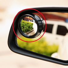 Blind-Spot-Mirror Car-Accessories Rear-View-Mirror Wide-Angle Convex Round Small Universal