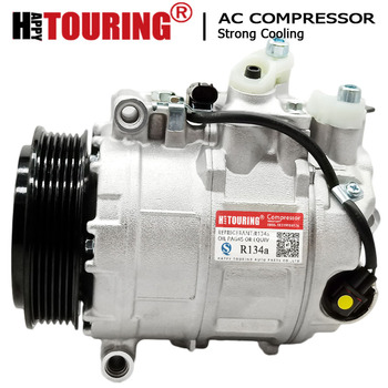 CAR AC Compressor For Mercedes CLK 280 CLK280 W203 C219 W220 W211 C230 CLK350 A001230561180 A0012305611