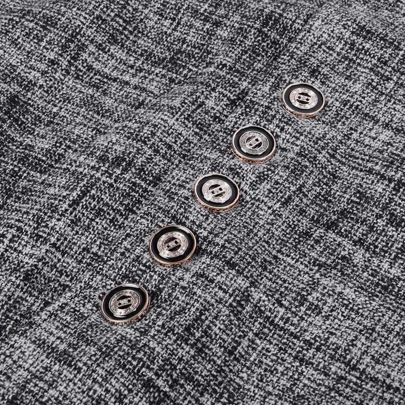 秋男性ブレザージャケットのファッション男性のスーツのジャケットウェディングドレスコートカジュアルビジネス男性のスーツの上着スリムブレザー Veste オム