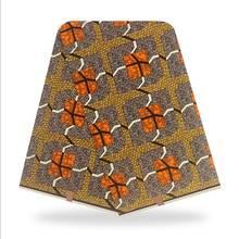 Африканская ткань восковая печать воск Анкара высокое качество