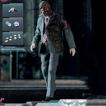 Cosplay 1/12 Scale Hot Soap Studio Dark Knight Batman Two-Face Harvey 6 Figure 1:12 Action Figures
