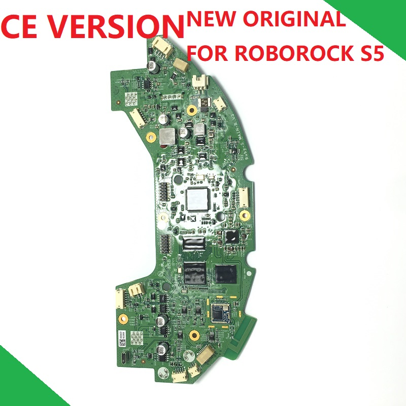 New original Ruby_S Motherboard Mainboard for XIAOMI ROBOROCK Vacuum Cleaner S50 S502 00 S552 00 S502 03 CE Version Spare Parts|Vacuum Cleaner Parts| |  - title=