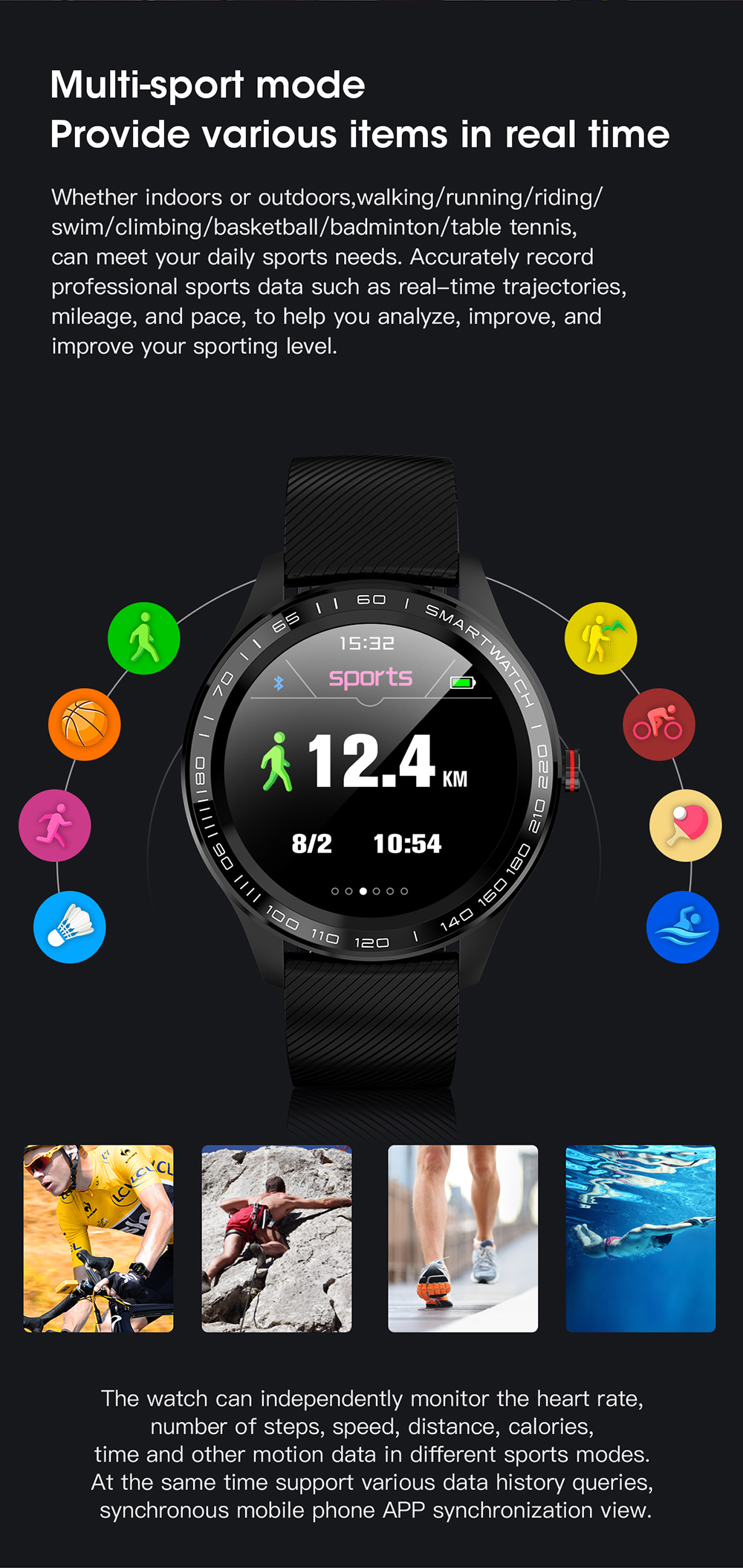 X9 Smart Watch watches