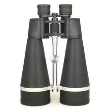 Puissant télescope de jumelles, 20x80, noir HD, étanche, Vision nocturne, BAK4, Camping en plein air, observation de la lune, lll