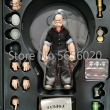 1/12 Popeye One:12 Collective The Sailor Man Action Figure Model Toy Best Price