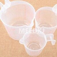 250/500/1000ML taza medidora de plástico jarra para surtidor suministros de herramientas de cocina Taza de Calidad con calidad graduada Kitchen1pcs Tazas y jarras de medición Hogar y jardín -