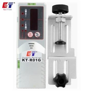 Receptor al aire libre KaiTian para Nivel de láser rojo autonivelante láser...