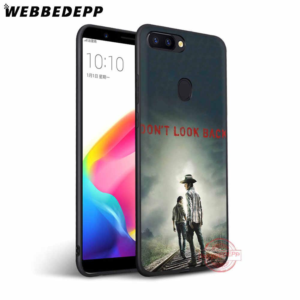 WEBBEDEPP 243N The Walking Dead funda de silicona suave para