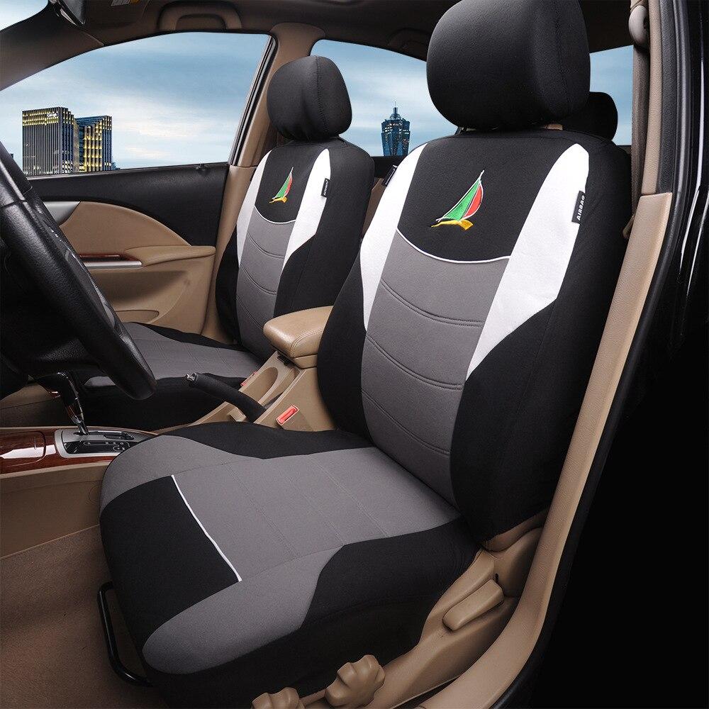 KBKMCY чехлы для сидений автомобиля набор для Chery Amulet всесезонные универсальные чехлы для передних и задних сидений защита|Чехлы на автомобильные сиденья|   | АлиЭкспресс