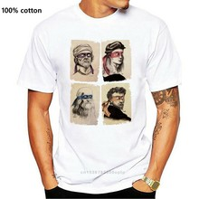 Michelangelo, Leonardo, Donatello, Raphael T Shirt Size S to Cool Casual pride t shirt men Unisex New Fashion tshirt Loose