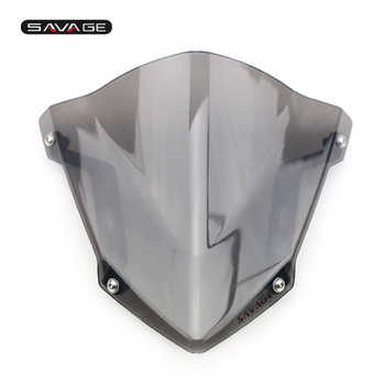 Windshield Windscreen For YAMAHA MT-07 FZ-07 2018 2019 2020 Motorcycle Accessories Pare-brise Wind Deflectors MT07 FZ07 MT FZ 07 - DISCOUNT ITEM  13% OFF All Category