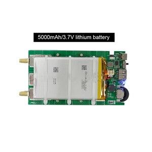 Image 4 - Nanovna F Verbeterde Versie 4.3 Inch Ips Tft Lcd Hf Vhf Uhf Uv Vector Netwerk Analyzer 50K 1Ghz 5000mA Batterij