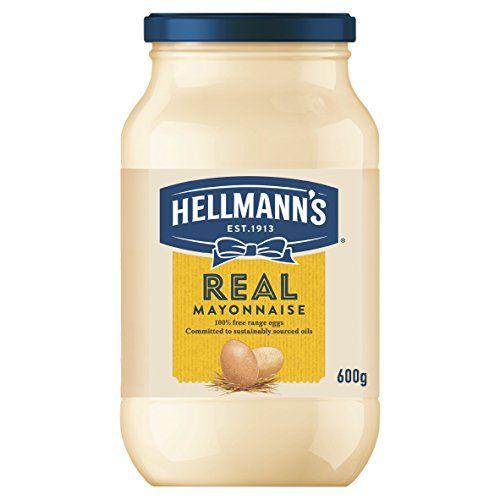 Hellmann's Real Mayonnaise 600g - Amerikas Nr. 1