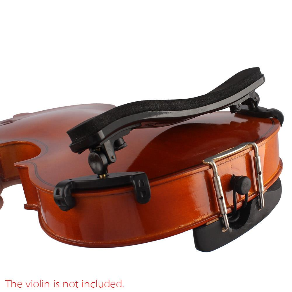Universal Type Violin Shoulder Rest EVA Padded For 3/4 4/4 Fiddle Violins