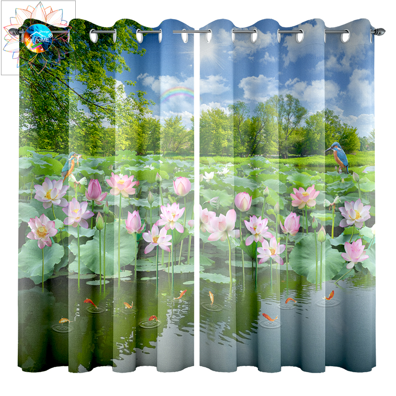 check MRP of modern windows curtains