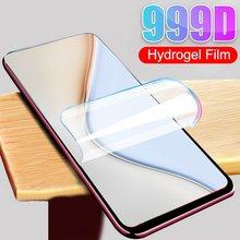 Filme de hidrogel para oppo realme 6 6i x50 master edition c3 5i 5S pro protetor de tela película protetora para realme x2 xt q>