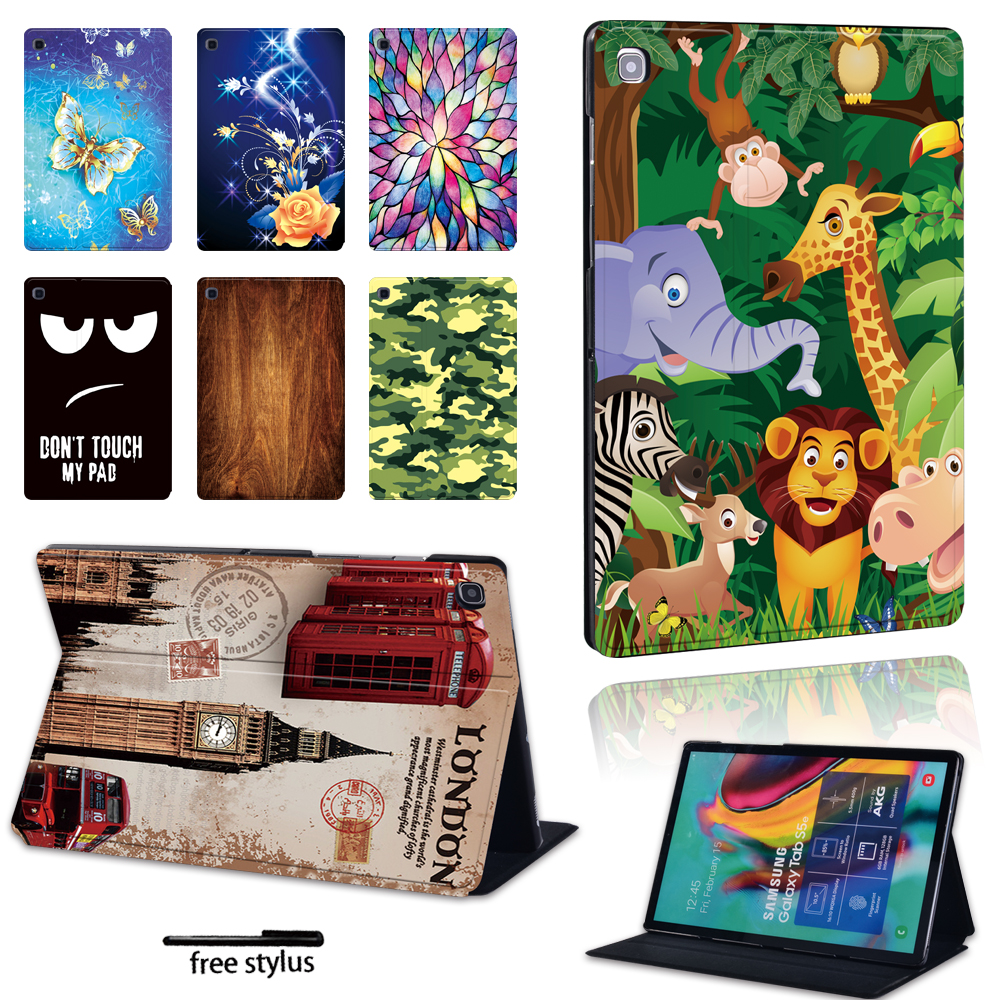 Новый мягкий чехол для планшета Samsung Galaxy Tab A A6 7,0 10,1 дюйма/Tab A 9,7 10,1 дюйма/Tab E 10,5 дюйма/Tab S5e 9,6 дюйма