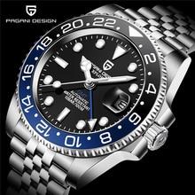 PAGANI DESIGN Classic Fashion Luxury Automatic Watch Sapphir