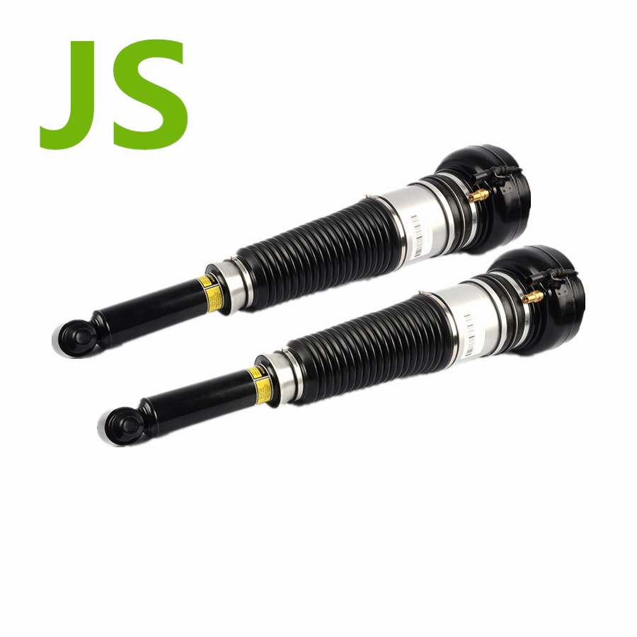 Pair Rear Air Suspension <font><b>Shock</b></font> Absorber Strut For 2010-2017 <font><b>Audi</b></font> <font><b>A8</b></font> Quattro (D4/4H) -Left & Right- 4H0616002M, 4H0616002AD image